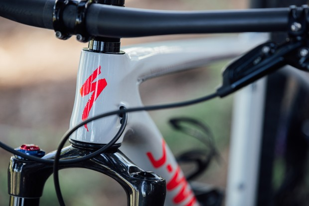 Specialized Epic head tube