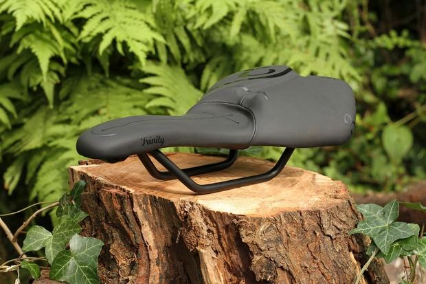 3 West Design Trinity saddle