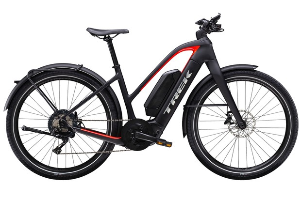 Trek Range Boost battery