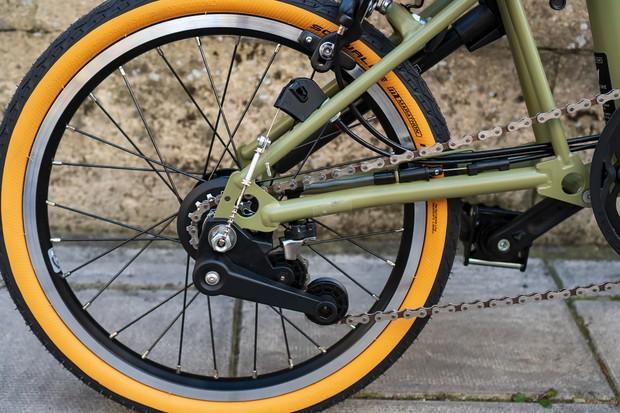 Brompton Explore adventure bike Eurobike 2019 BikeRadar