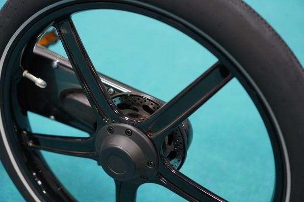 Gocycle GXi pitstopwheels