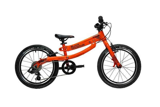 Black Mountain Kapel kids bike 1