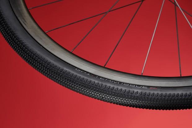 Bontrager GR1 40mm gravel tyre
