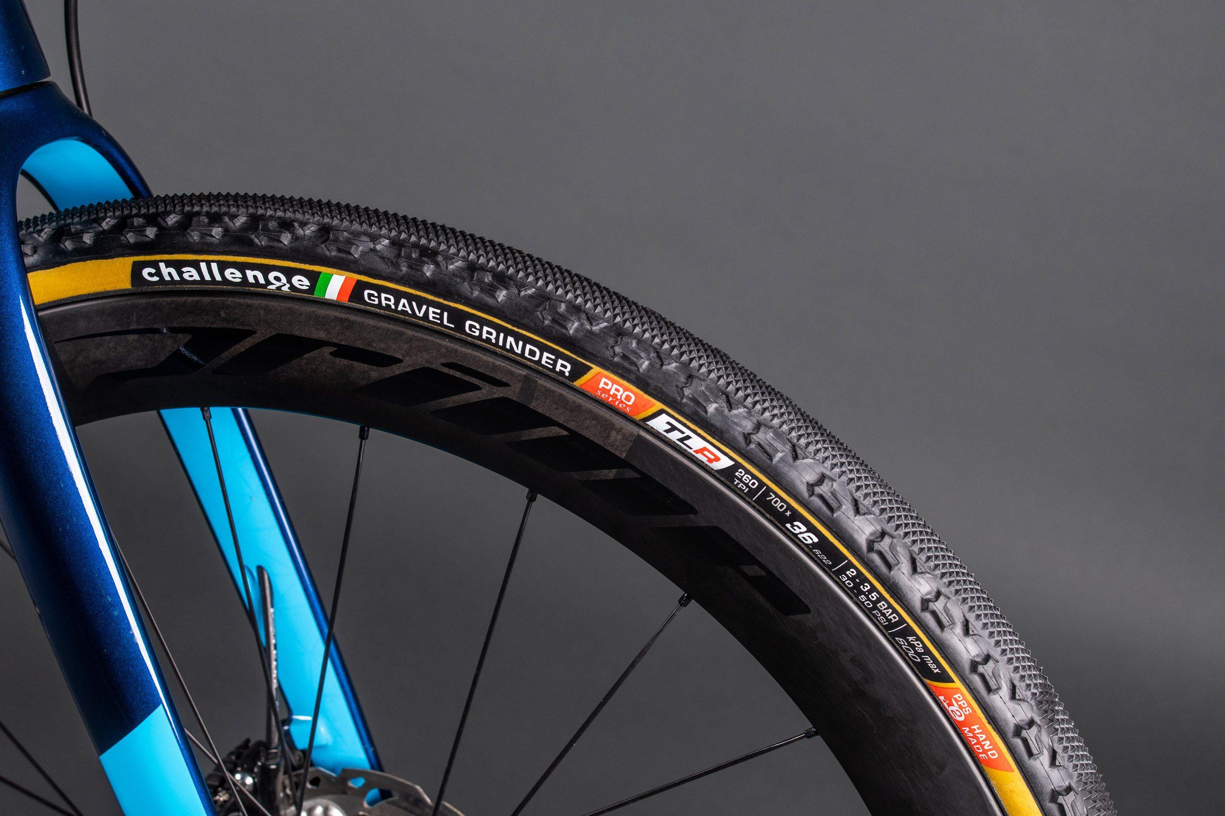 Grifo TLR VCL Tyre 700x33c Black Challenge Road Bike Tire
