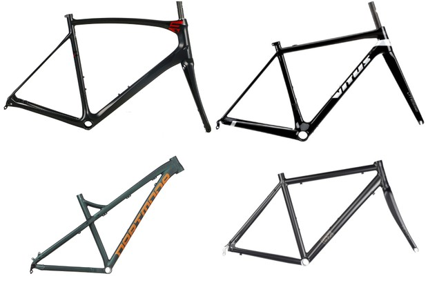 Cheap bike frames: Hugely discounted road framesets from just £100