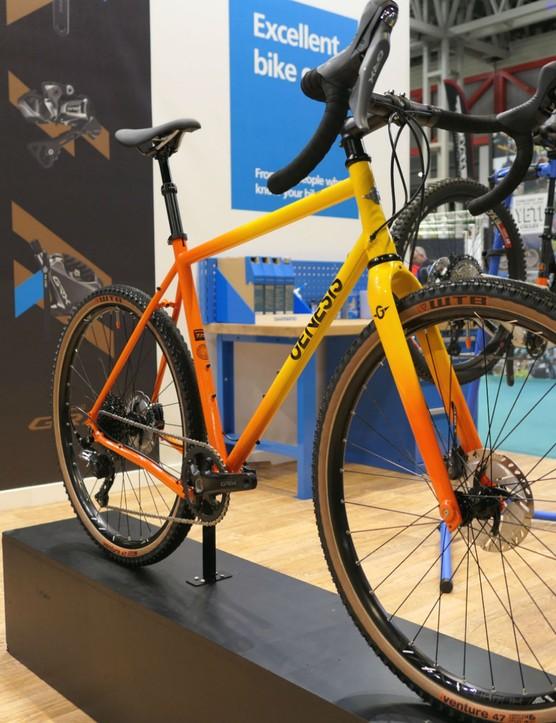 Cycle Show 2019, Genesis Fugio