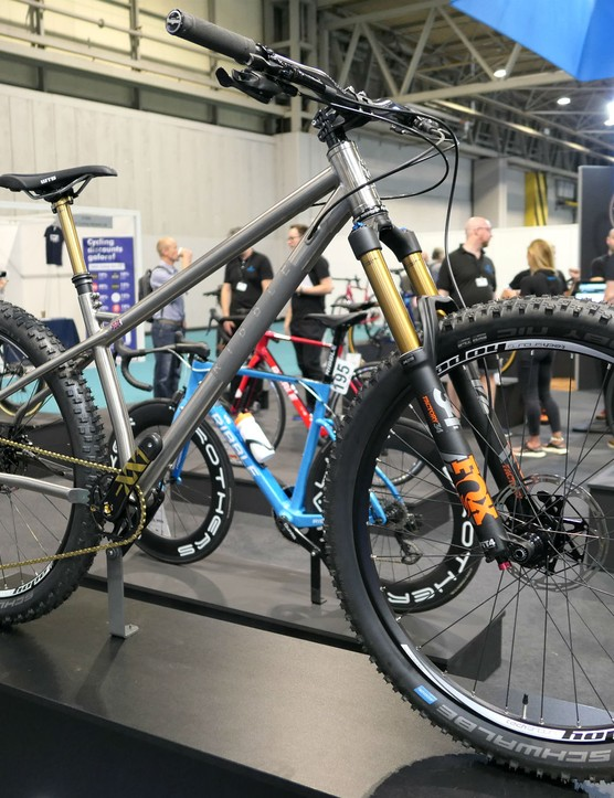 Cycle Show 2019, Ribble HT Ti