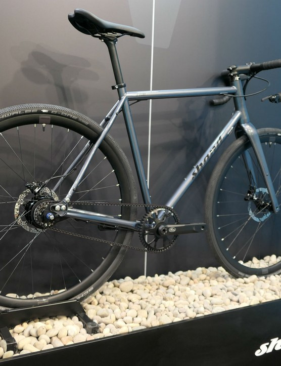Cycle Show 2019, Shand Leveret