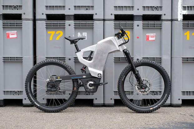 2020 Trek Powerful Refines Hardtail Frame Upgrades Drive