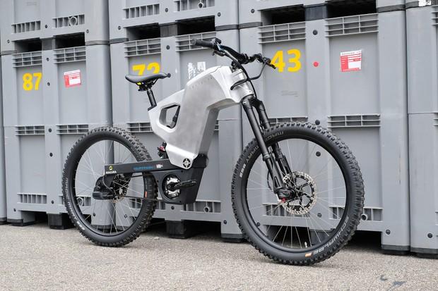 Trefecta RDR prototype electric bike