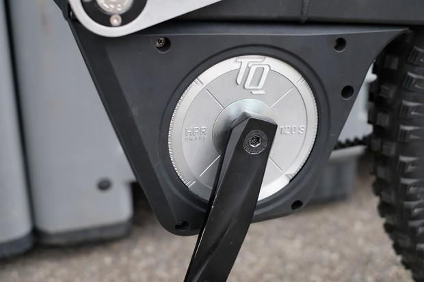 Trefecta TQ Motor system