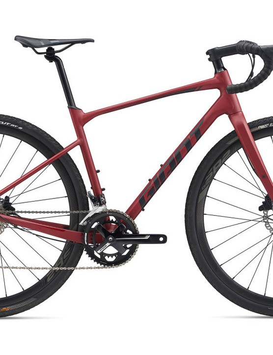 Giant Revolt gravel bike