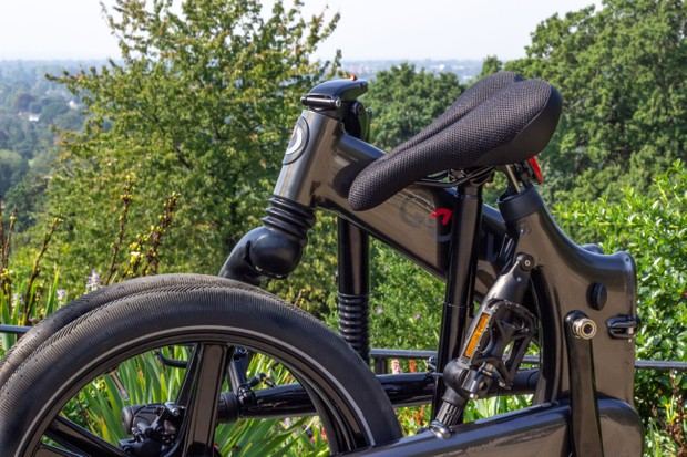 Gocycle GXi fork