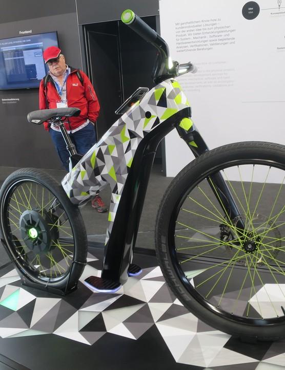 Skoda Klement concept bike