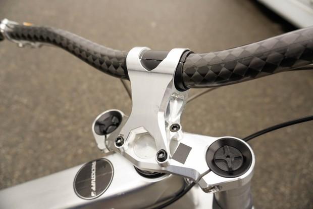 Intend Grace downhill mountain bike direct mount stem