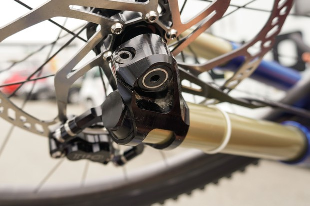 Intend Edge mountain bike suspension fork