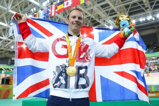 Jody Cundy, Rio Olympics