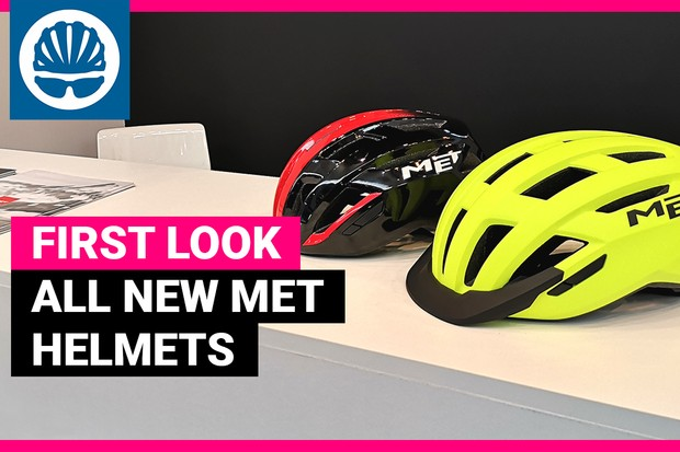 MET Helmets at Eurobike