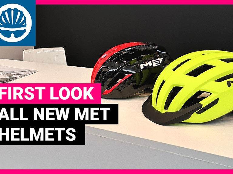MET Helmets 2020 | New Allroad gravel and Vinci road models