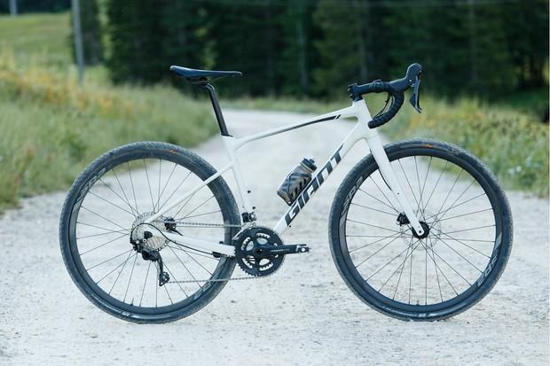 Giant Revolt gravel bike