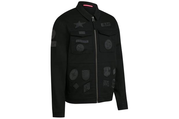 Rapha Technical Cotton patch jacket