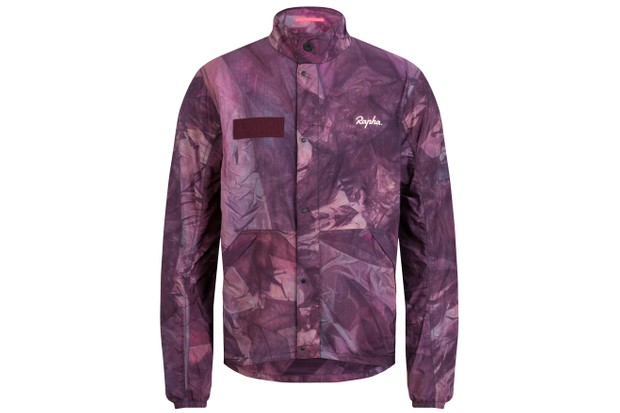 Rapha Tie Dye Outskirts silk jacket