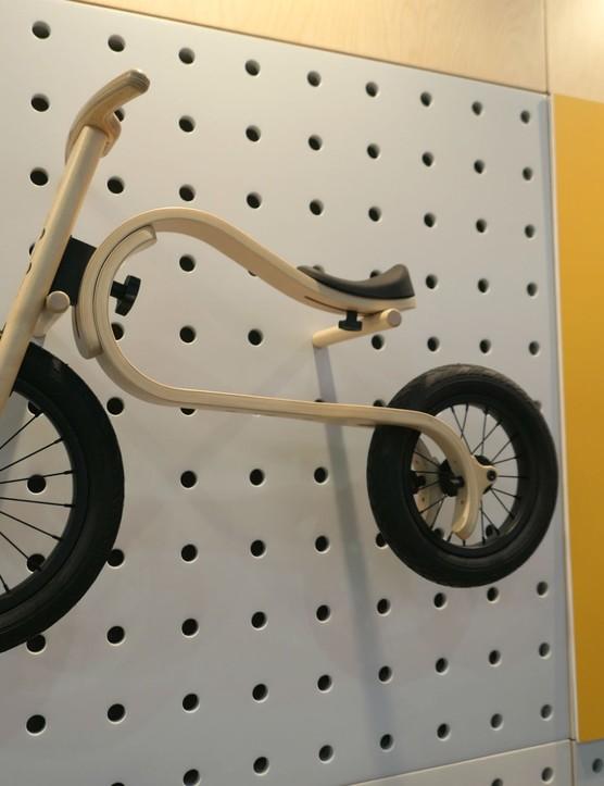 Leg & Go adaptable child's bike