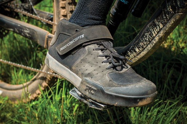 Ride Concepts Wildcat flat-pedal shoes