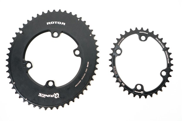 Rotor INspider 4-bolt chainrings