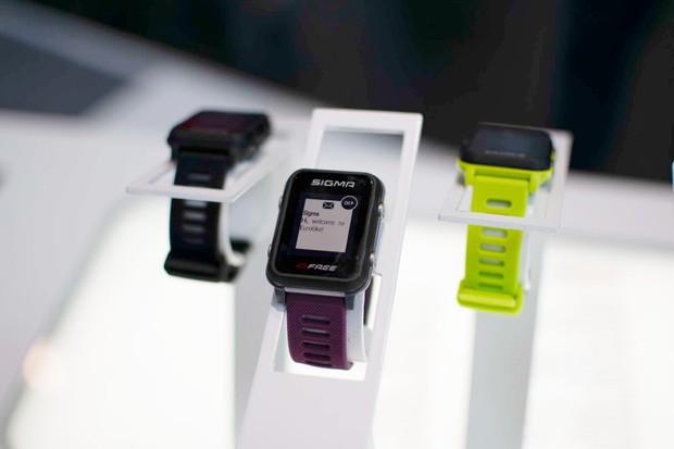 Sigma iD.FREE and iD.TRI smartwatches