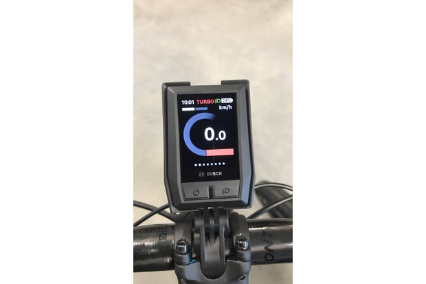 Trek Kiox head unit