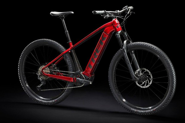Trek Powerfly hardtail e-bike