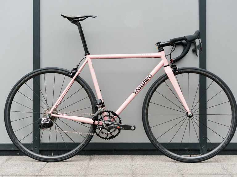 This is the world's lightest steel road bike | 5.42kg of marvellous metal