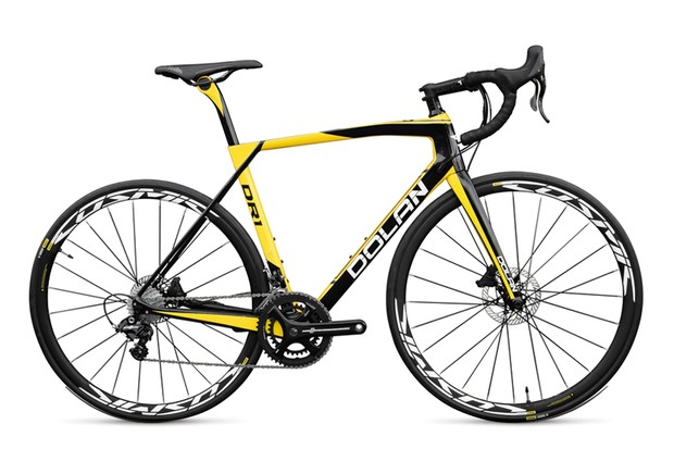 The DR1 is a bike that impresses all round,