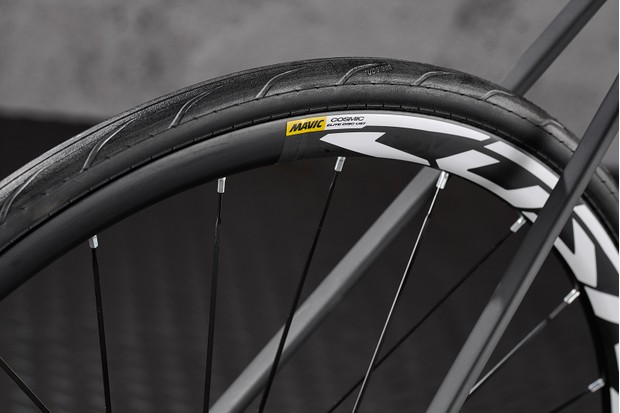 Mavic Ksyrium Pro wheels