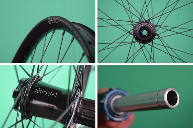 e-enduro wheel for e-bike mountain bike