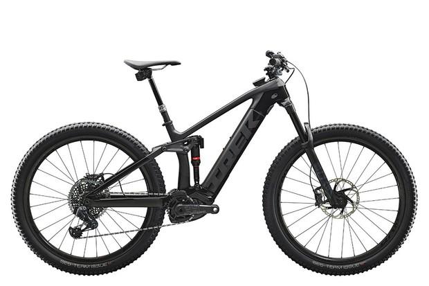 Trek Rail Full-Suspension E-Mountain Bike