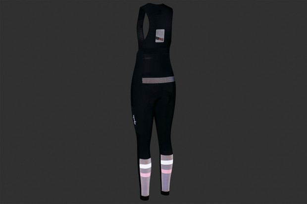 Rapha Women's Explore Cargo Winter Tights With Pad