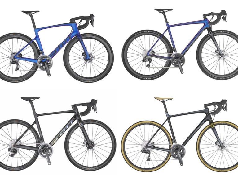Scott 2020 road bikes: which model should you choose?