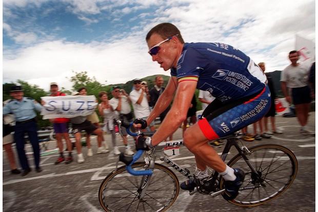 Lance Armstrong, 2001 Tour de France, Alpe d'Huez