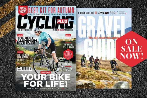 Cycling Plus November