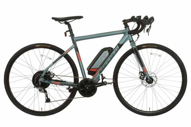 Carrera Crossroad electric road bike from Halfords