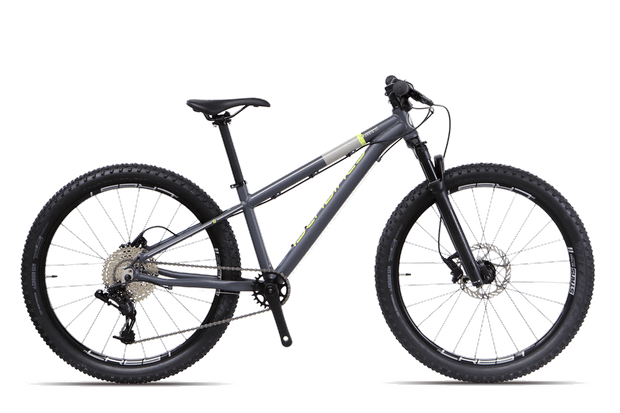 Islabikes Creig 24 in charcoal