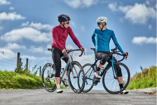 Autumn cycle clothing