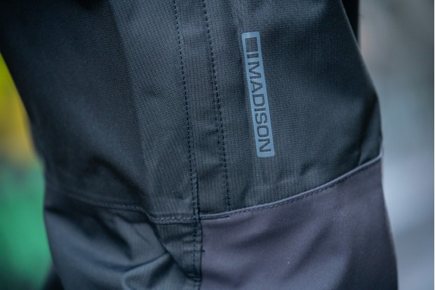 Madison DTE waterproof trousers