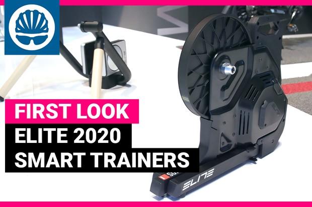 Elite smart trainers