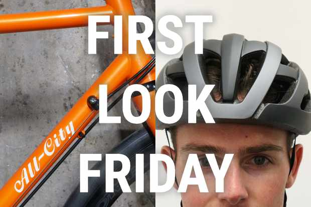 Welcome to this week's edition of First Look Friday
