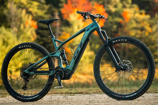 GT goes electric with GT-E Force and GT-E Pantera mountain bikes