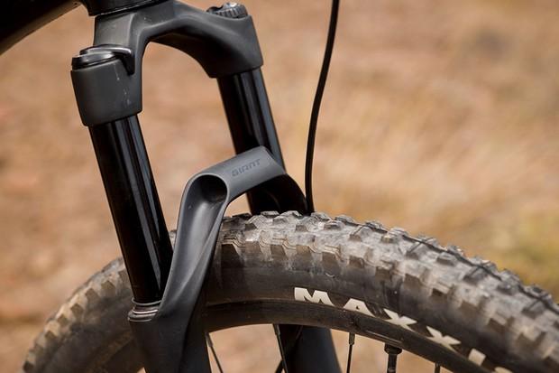 Giant Crest 34 suspension fork