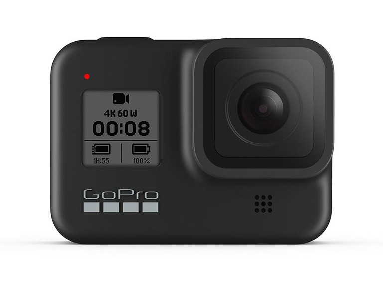 GoPro launches Hero 8 Black action camera with HyperSmooth 2.0 image stabilisation